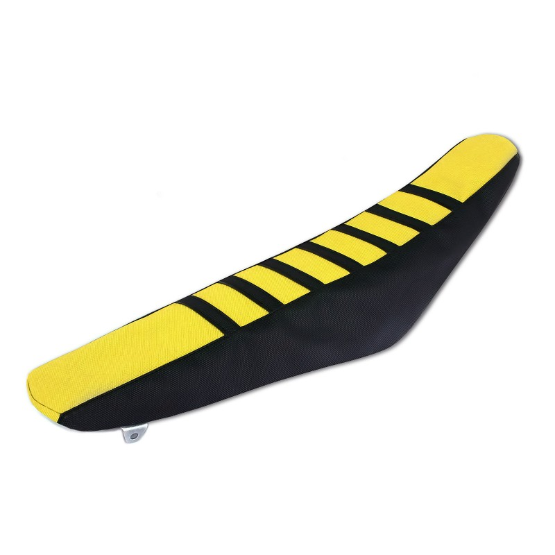 238-MCS126T5BYB Seat Cover-Yellow RM125/250