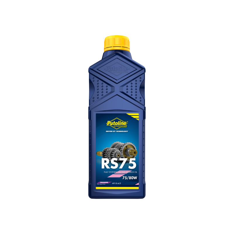 330-RS75-1 Putoline RS75 75/80W GP Gearbox Oil-1 Litre